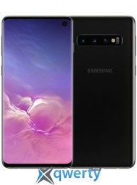 Samsung Galaxy S10 SM-G973 DS 128GB Black (SM-G973FZKD) EU