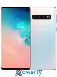Samsung Galaxy S10 SM-G973 DS 128GB White (SM-G973FZWD) EU