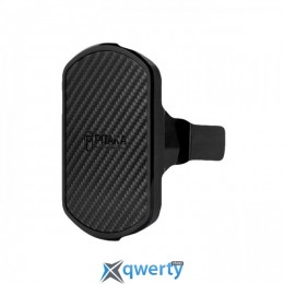 Pitaka Magnetic Mount Qi Car Vent Black (CM001Q)