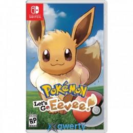 Pokemon: Lets Go, Eevee! (Switch)