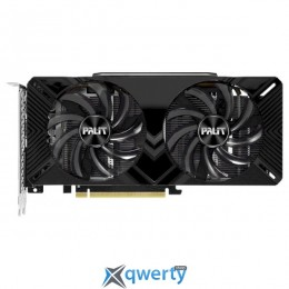 PALIT GeForce RTX 2060 6GB GDDR6 192-bit Dual OC (NE62060S18J9-1160A)