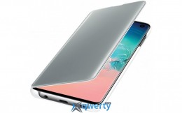Samsung Clear View Cover для смартфона Galaxy S10 (G973) White (EF-ZG973CWEGRU)