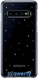 Samsung LED Cover для смартфона Galaxy S10 (G973) Black (EF-KG973CBEGRU)