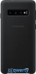 Samsung Silicone Cover для смартфона Galaxy S10+ (G975) Black (EF-PG975TBEGRU)