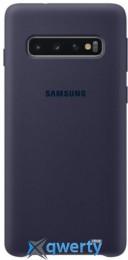 Samsung Silicone Cover для смартфона Galaxy S10+ (G975) Navy (EF-PG975TNEGRU)