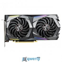 MSI PCI-Ex GeForce GTX 1660 Gaming X 6G 6GB GDDR5 (192bit) (1408/8000) (3 x DisplayPort, 1 x HDMI) (GeForce GTX 1660 GAMING X 6G)