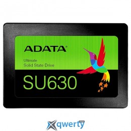 ADATA Ultimate SU630 960GB SATA III 3D NAND QLC (ASU630SS-960GQ-R)  2.5