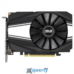 Asus PCI-Ex GeForce GTX 1660 Ti 6G 6GB GDDR6 (192bit) (1770/12002) (1 x DVI, 2 x HDMI, 1 x DisplayPort) (PH-GTX1660TI-6G)