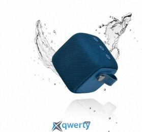 Fresh N Rebel Rockbox Bold S Waterproof Bluetooth Speaker Indigo (1RB6000IN)