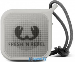 Fresh N Rebel Rockbox Pebble Small Bluetooth Speaker Cloud (1RB0500CL)