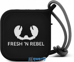 Fresh N Rebel Rockbox Pebble Small Bluetooth Speaker Ink (1RB0500BL)