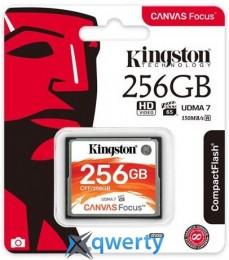 Kingston 256GB CF R150/W130MB/s (CFF/256GB)