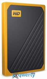 SSD USB 3.0 WD Passport Go 500GB Yellow (WDBMCG5000AYT-WESN)