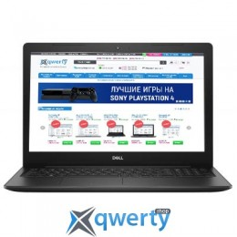 Dell Inspiron 3580 (I3580F54H10DDL-8BK) Black