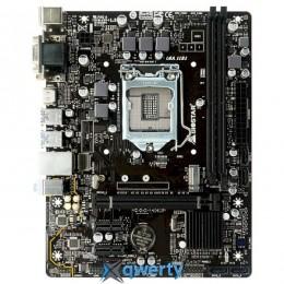BIOSTAR H310MHD Pro2 Ver. 6.x (s1151, Intel H310, PCI-ex)