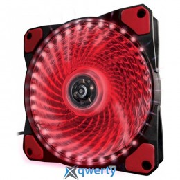 Frime Iris LED Fan 33LED Red (FLF-HB120R33)