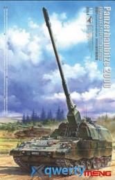 Meng GERMAN Panzerhaubitze 2000 SELF-PROPELLED HOWITZER (TS-012)