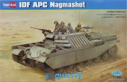 HobbyBoss IDF APC Nagmashot (HB83872)