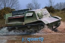 HobbyBoss Soviet T-20 Armoured Tractor Komsomolets 1940 (HB83848)