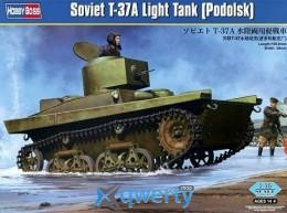 HobbyBoss Soviet T-37A Light Tank (Podolsk) (HB83819)