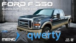 Meng Ford F-350 Super Duty Crew Cab