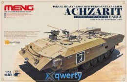 Meng Isreal Heavy Aromoured Personnel Carrier Achzarit Early (SS-003)