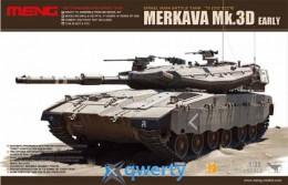 Meng Merkava Mk.3D Early (TS-001)