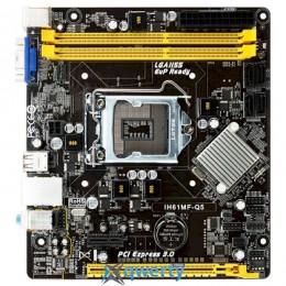 BIOSTAR IH61MF-Q5 (s1155, Intel H61, PCI-ex)