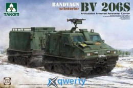 Takom Bandvagn Bv 206S Articulated Armored Personnel Carrier (2083)