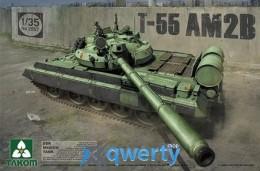 Takom DDR Medium Tank T-55 AM2B (2057) купить в Одессе