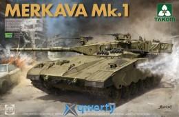 Takom Israeli Main Battle Tank Merkava 1 (2078) купить в Одессе
