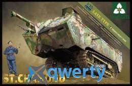 Takom French Heavy Tank St.Chamond Late (2012)