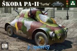 Takom WWII SKoda PA-II (Turtle) (2024)