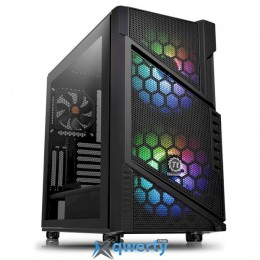 Thermaltake Commander C31 Tempered Glass ARGB Edition (б/БП) Black (CA-1N2-00M1WN-00)
