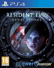 Resident Evil Revelations PS4 (русские субтитры)