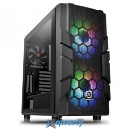 Thermaltake Commander C33 Tempered Glass ARGB Edition Black (CA-1N4-00M1WN-00)