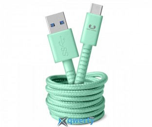 Fresh N Rebel Fabriq USB-C Cable 1,5m Peppermint (2CCF150PT)