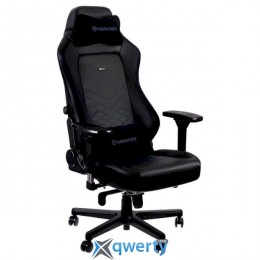 NOBLECHAIRS Hero Black/Blue (GAGC-115)