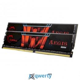 G.Skill Aegis DDR4 32GB (16x2) 2666MHz (F4-2666C19D-32GIS)