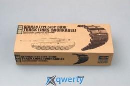 Trumper German type 570P DIEHL for German Leopard 2 A5/A6 MBT (TR02039)