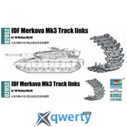 Trumper IDF Merkava Mk3 Track links (TR02052)