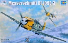Trumper Messerschmitt Bf 109E-3 (TR02288)