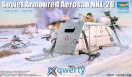 Trumper Soviet NKL-26 Armoured Aerosan (TR02321)