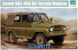 Trumper 	Soviet UAZ-469 All-Terrain Vehicle (TR02327) купить в Одессе