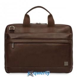Knomo Foster Briefcase 14 Brown (KN-45-201-BRW) купить в Одессе