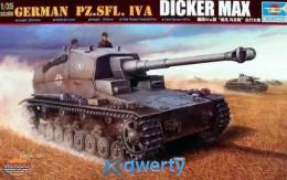 Trumper German Pz.Sfl. IVa Dicker Max (TR00348)
