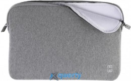 MW Sleeve Case Grey/White for MacBook Pro 15 with Touch Bar (MW-410013)