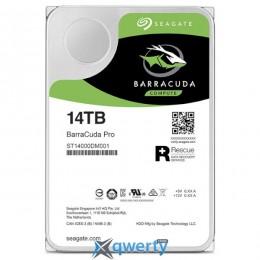 Seagate BarraCuda Pro 14 TB 7200 256MB 3.5