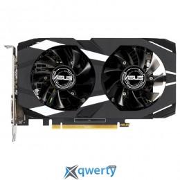 Asus PCI-Ex GeForce GTX 1650 Dual 4G 4GB GDDR5 (128bit) (DVI, HDMI, DisplayPort) (DUAL-GTX1650-4G)