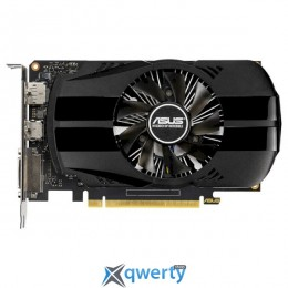Asus PCI-Ex GeForce GTX 1650 Phoenix O4G OC 4GB GDDR5 (128bit) (DVI, HDMI, DisplayPort) (PH-GTX1650-O4G)